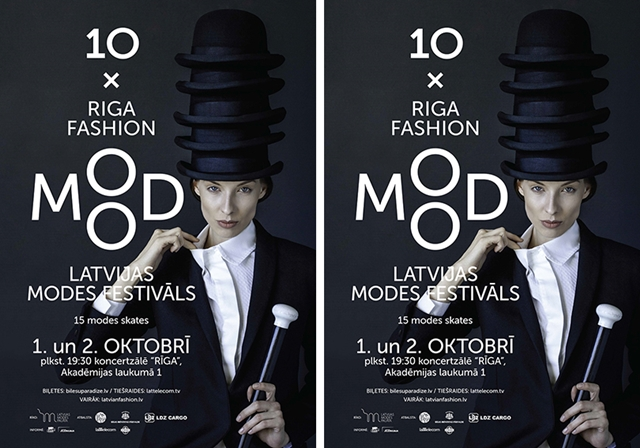 10 X Riga Fashion Mood
