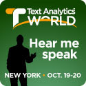 Text Analytics World