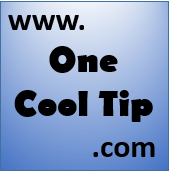 One Cool Tip - www.onecooltip.com