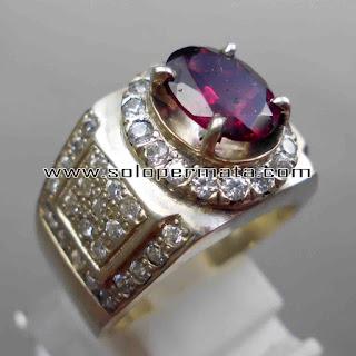 Batu Permata | Rhodolite Garnet