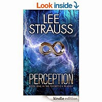 PPERCEPTION: (A Sci-fi Mystery Dystopian Romance) by Lee Strauss