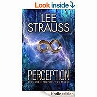 PPERCEPTION: (A Sci-fi Mystery Dystopian Romance) by Lee Strauss