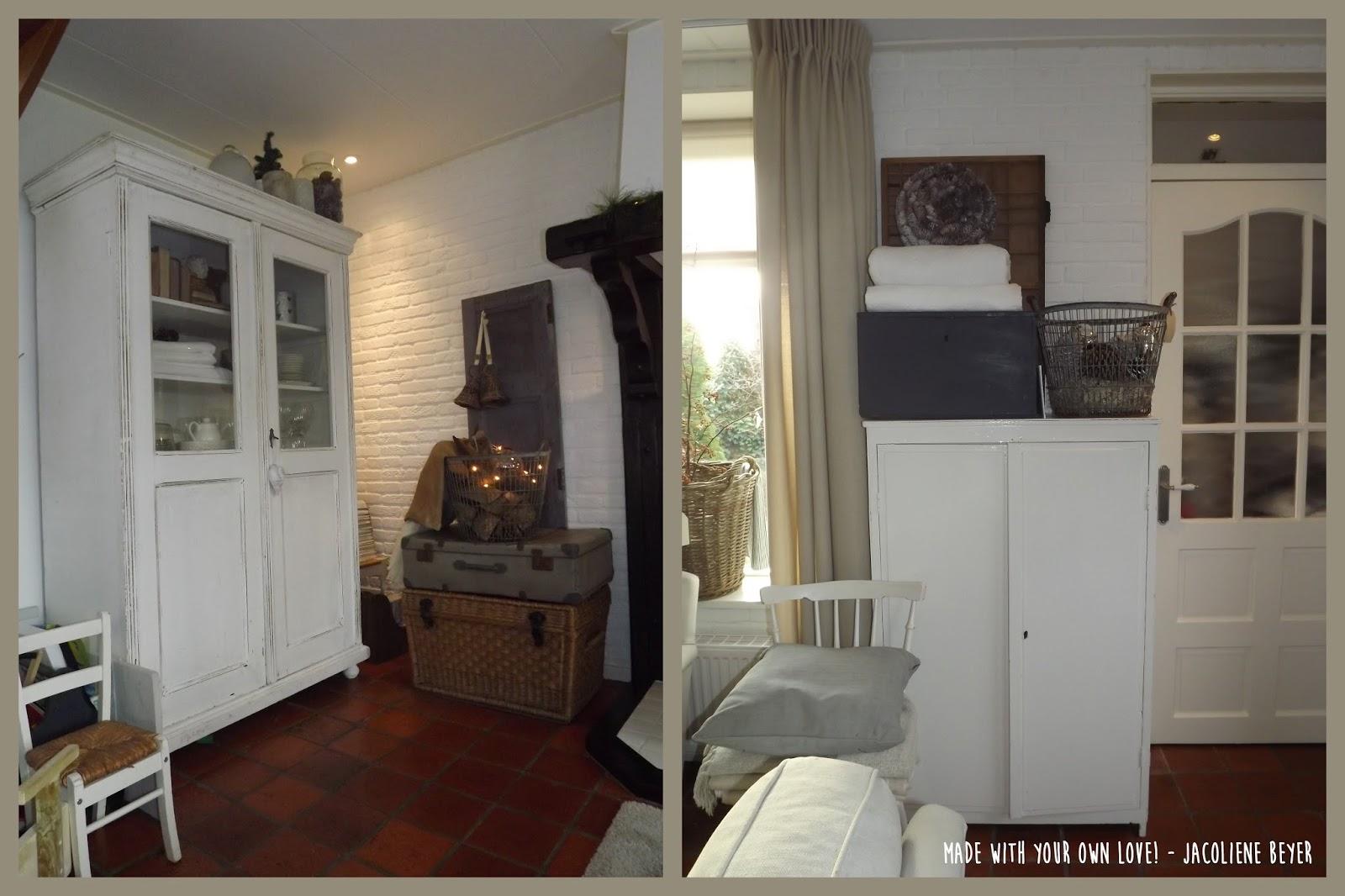 Oude kast opknappen. amazing dressoir oud wit kast opknappen met