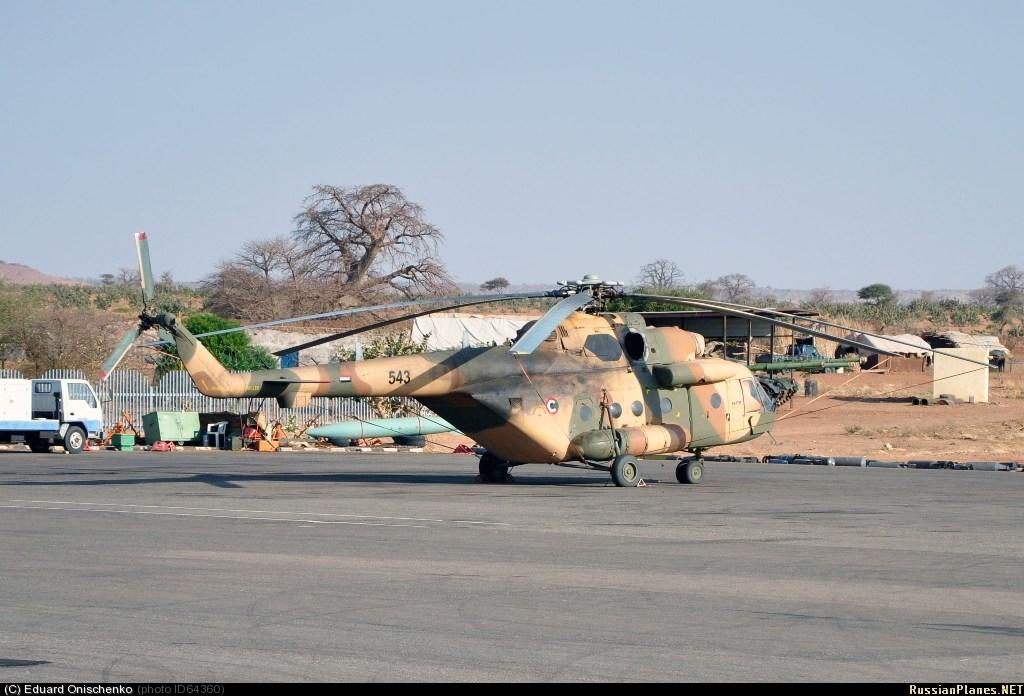 Armée Soudanaise / Sudanese Armed Forces ( SAF ) - Page 2 SUDAN%2BMI-171SH%2B543%2B26-01-2012