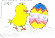 Easter (Dibujos de Pascua) paqui camara