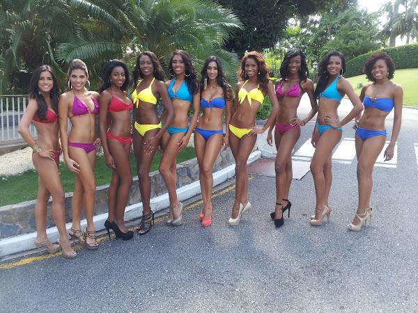 Miss Trinidad & Tobago Universe 2013