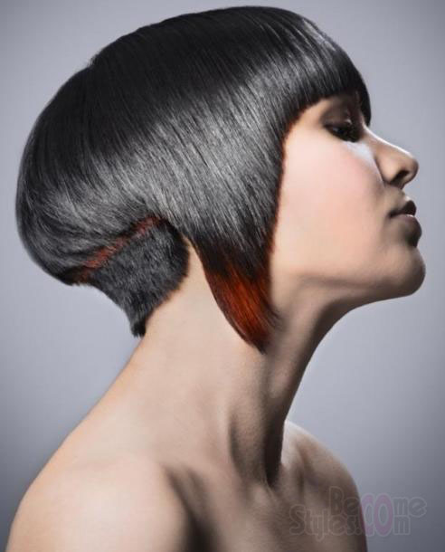 Brilliant Asymmetrical Bob Hairstyles 2012 46156 Related Pictures A Hairstyle Inspiration Daily Dogsangcom