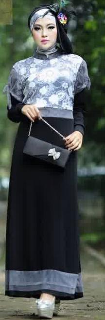 Model Baju Muslim Perempuan