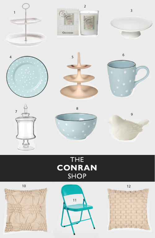The Conran Shop by Torie Jayne