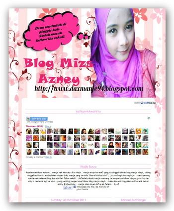 Follower di HASRULHASSAN.COM: Jejak Blogger #16