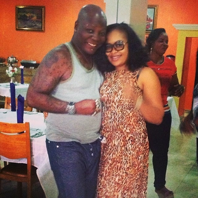 charly boy removes dread