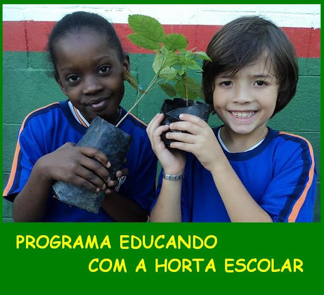 Educando com a Horta Escolar