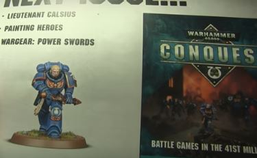 """Previously Unreleased?"" Space Marine Revealed"