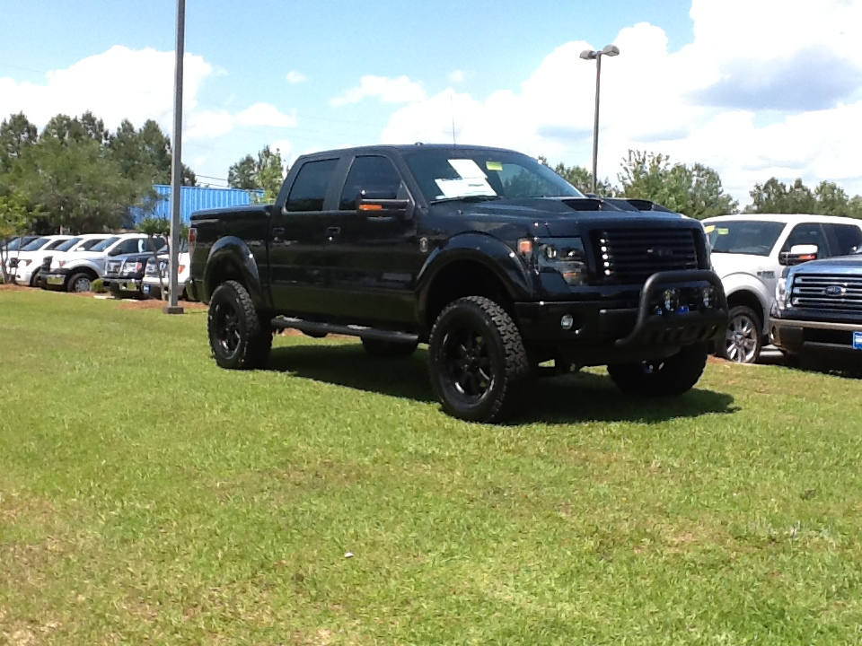 Ford Saugus 2014 Black Ops Ford Tuscany Truck | Autos Post