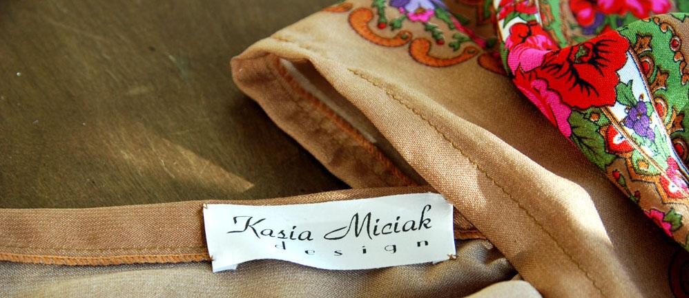 Kasia Miciak design