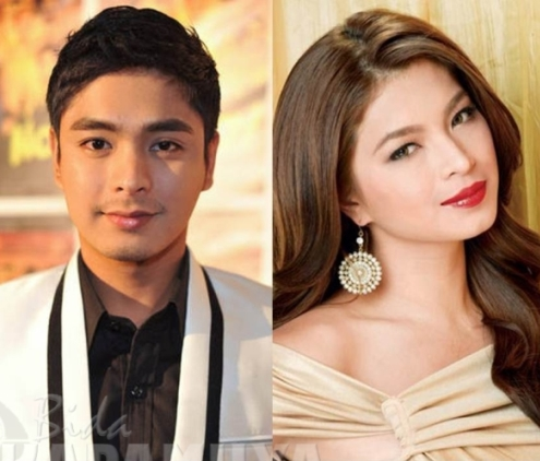 Angel Locsin and Coco Martin Win Yahoo OMG! Awards 2013 Actress and Actor of the Year