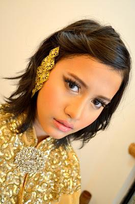 natural glamour makeup