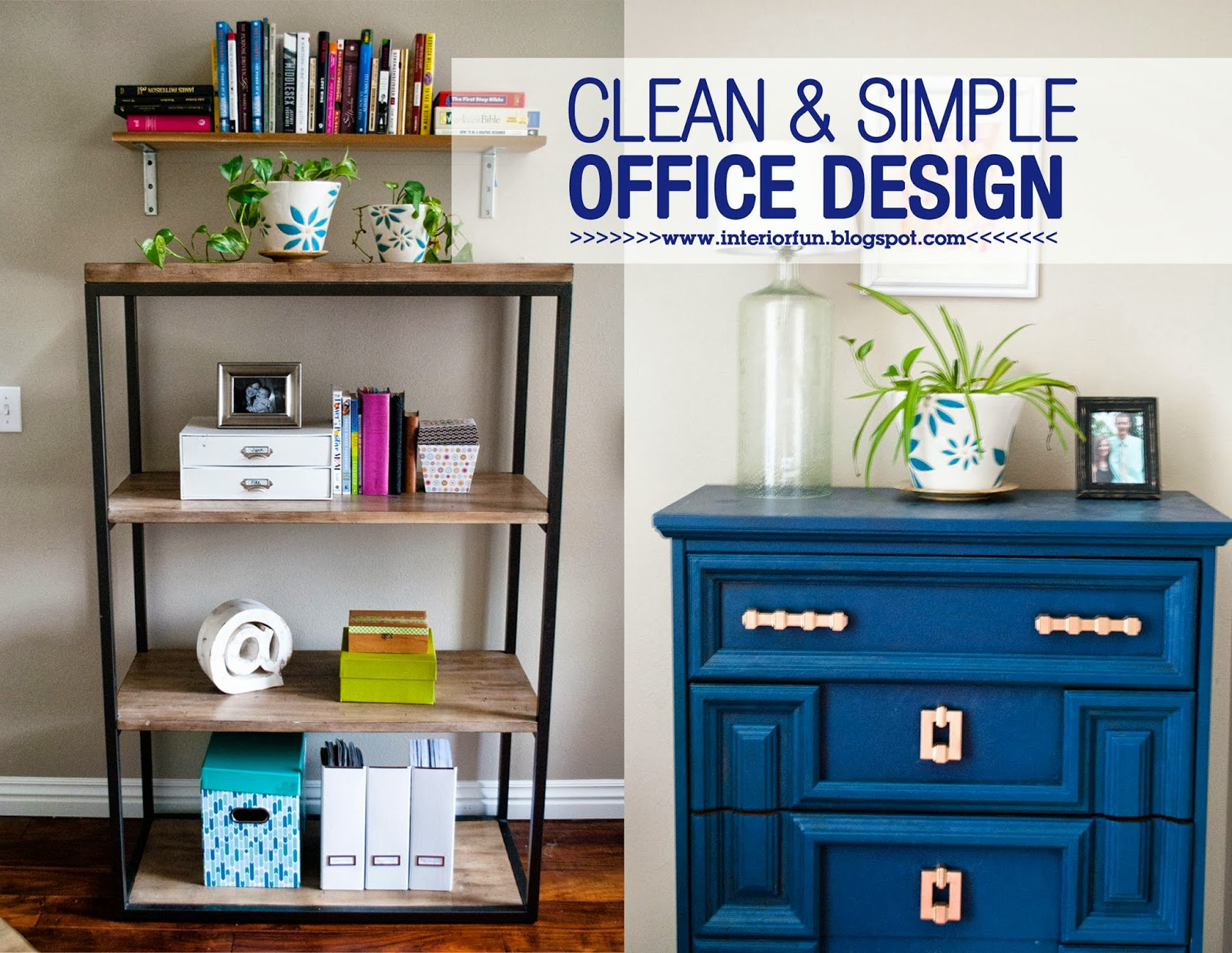 interior fun how to organize style your home office