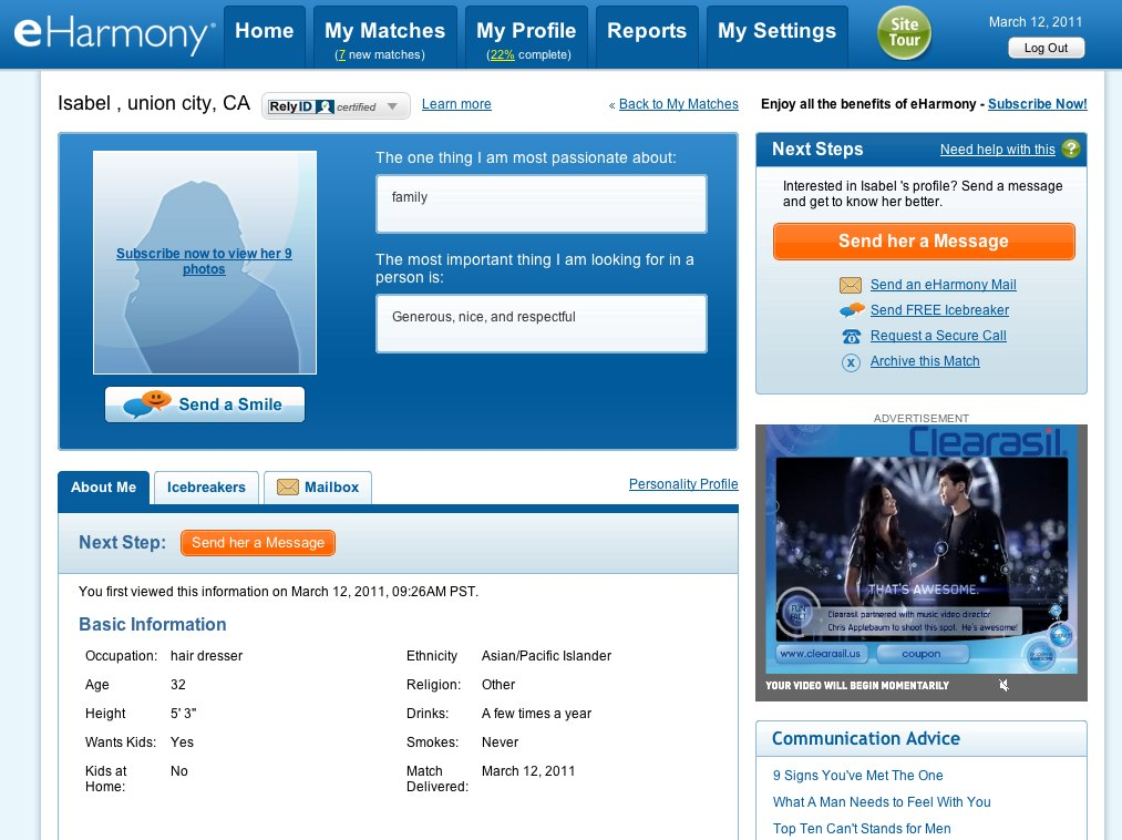 harmony latin dating site See screenshots, read the latest customer reviews, and compare ratings for eharmony this site uses cookies for analytics, personalized content and ads by continuing to browse this site.
