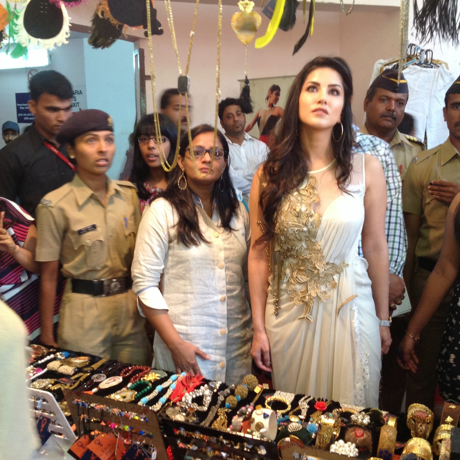 Sunny Leone at Rejuvenate Jewels