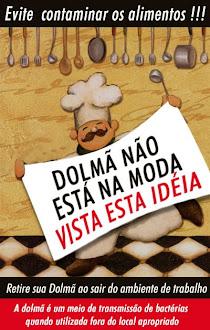 DOLMÃ É UNIFORME NÃO ROUPA DE FESTA !!!!