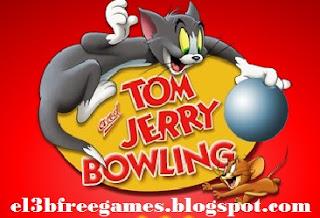 لعبة توم وجيري بولينج Tom and Jerry Bowling