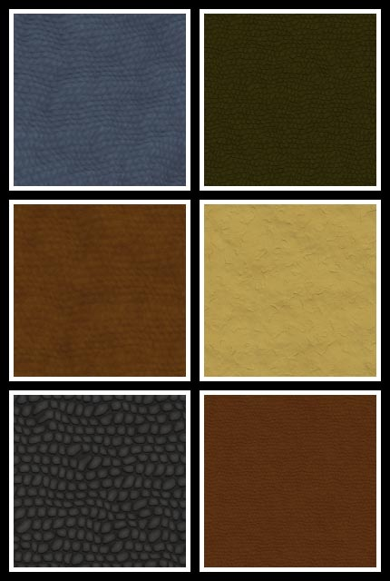 Leather handbag seamless tiling patterns preview