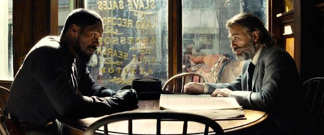 Django unchained - Django e il Dottor King Schultz
