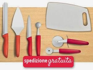 set coltelli professionali