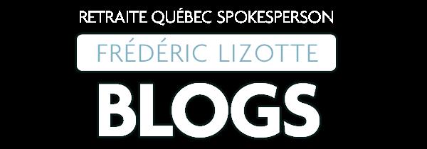 Frédéric Lizotte's Blog