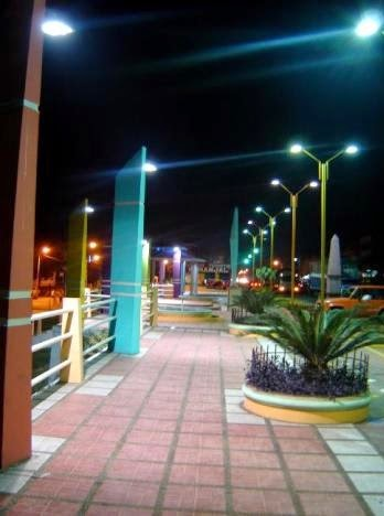Cooperativa de Transportes Panamericana en Naranjal