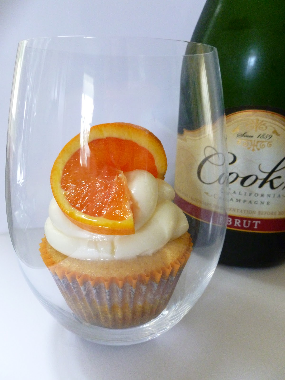 Mimosa Cupcakes Recipes — Dishmaps