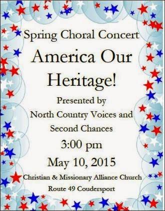 5-10 Spring Choral Concert