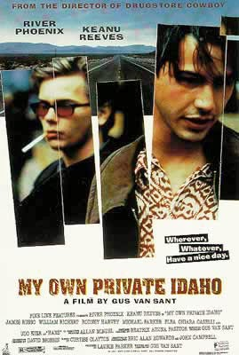 Poster My Own Private Idaho