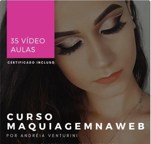 Curso Maquiagem Na Web: