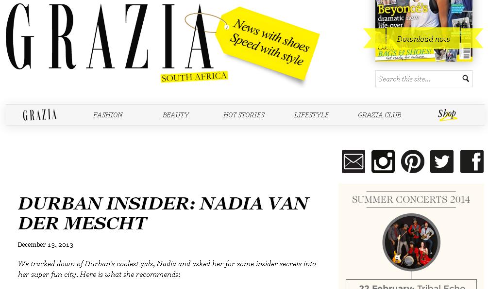 http://www.graziadaily.co.za/grazialifestyle/durban-insider-nadia-van-der-mescht/