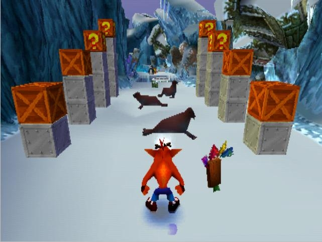 ¿Alguna vez jugaste al Crash en la psx?