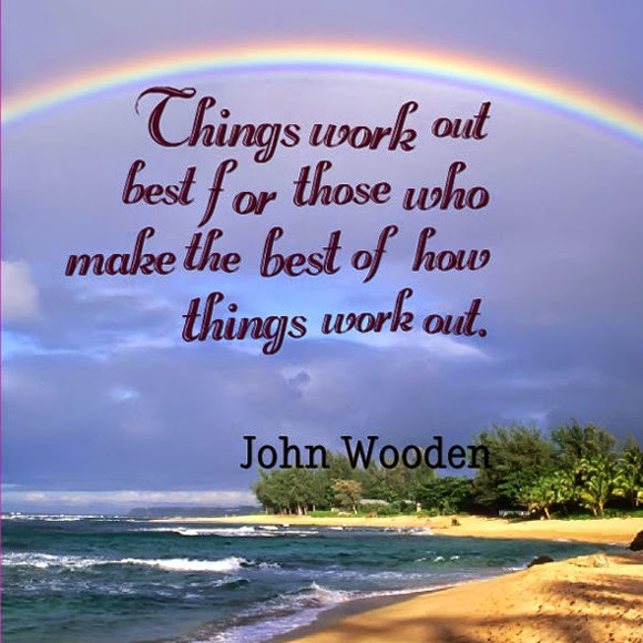 Inspiring Quotes by John Wooden