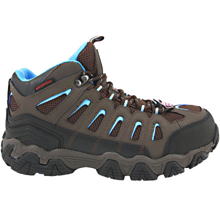 Skechers Work 76571 Womens Steel Toe Work Boots