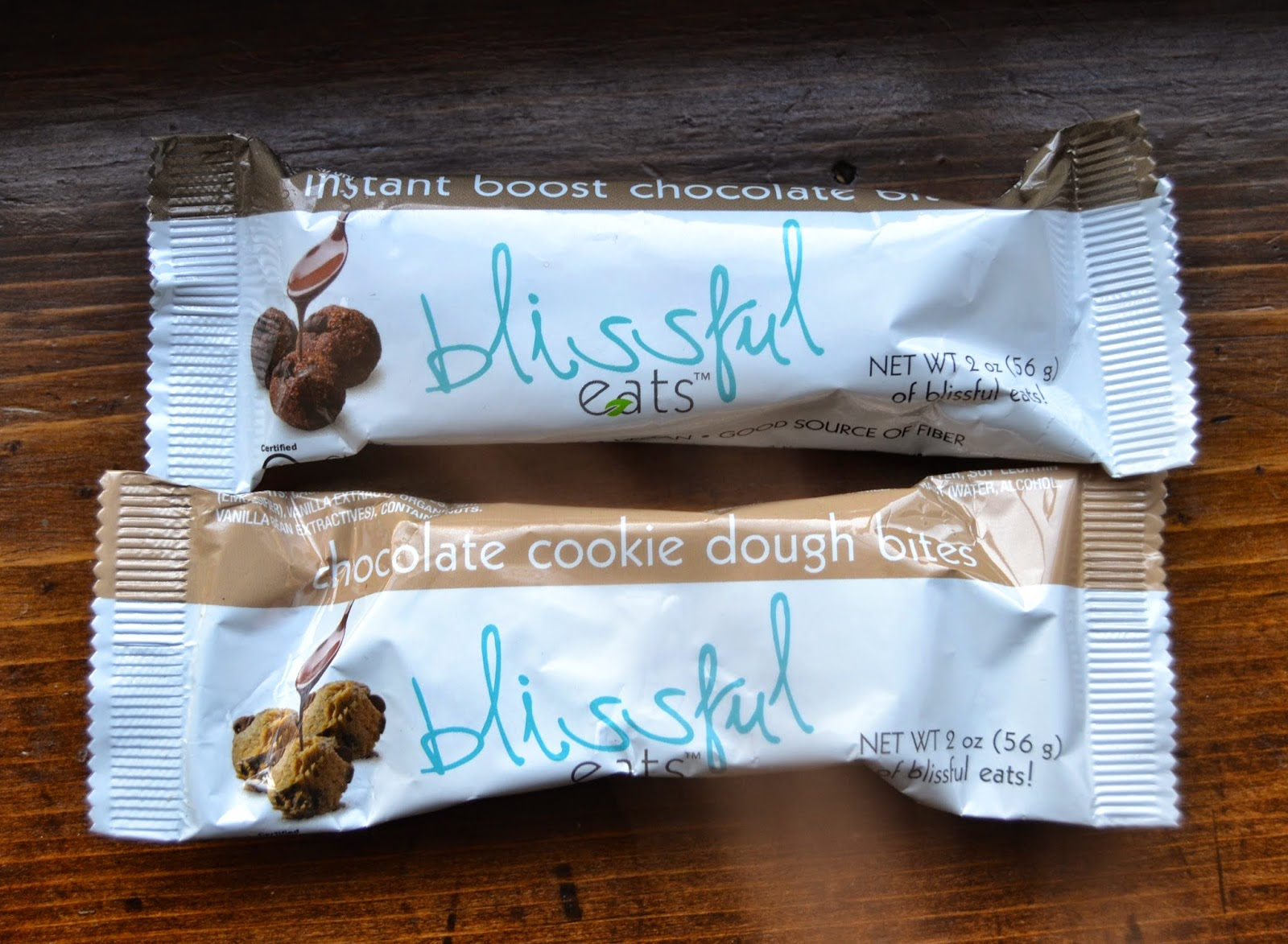Blissful Eats Boost Bites