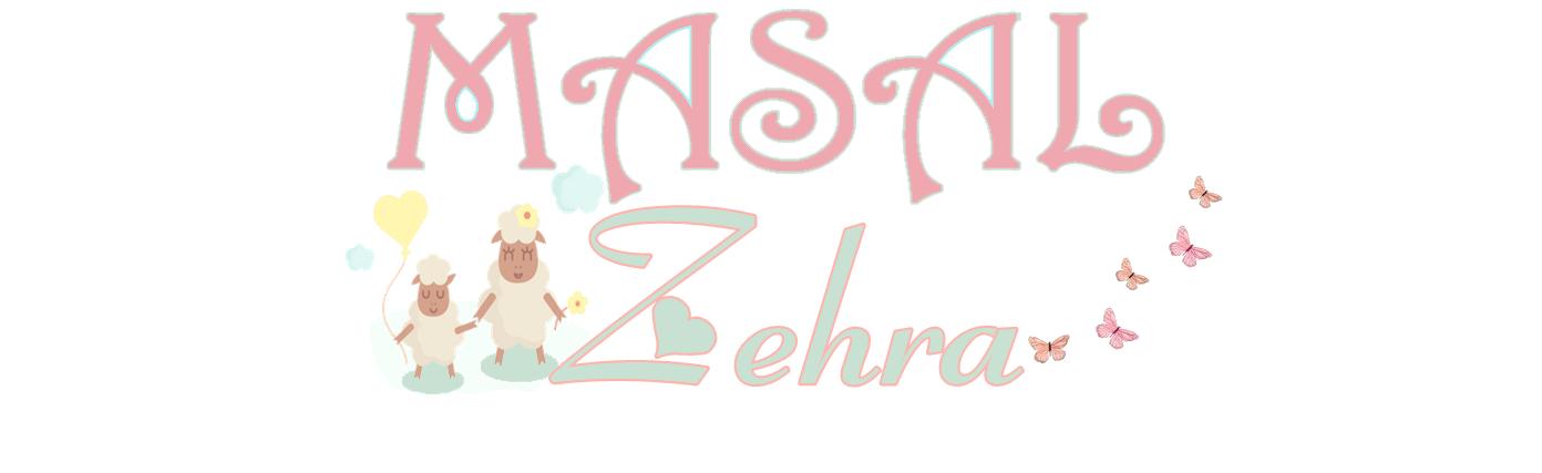 Masal Zehra -Kişisel Blog
