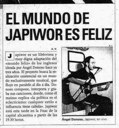 01/02/2008 DIARIO INFORMACIÓN Alicante