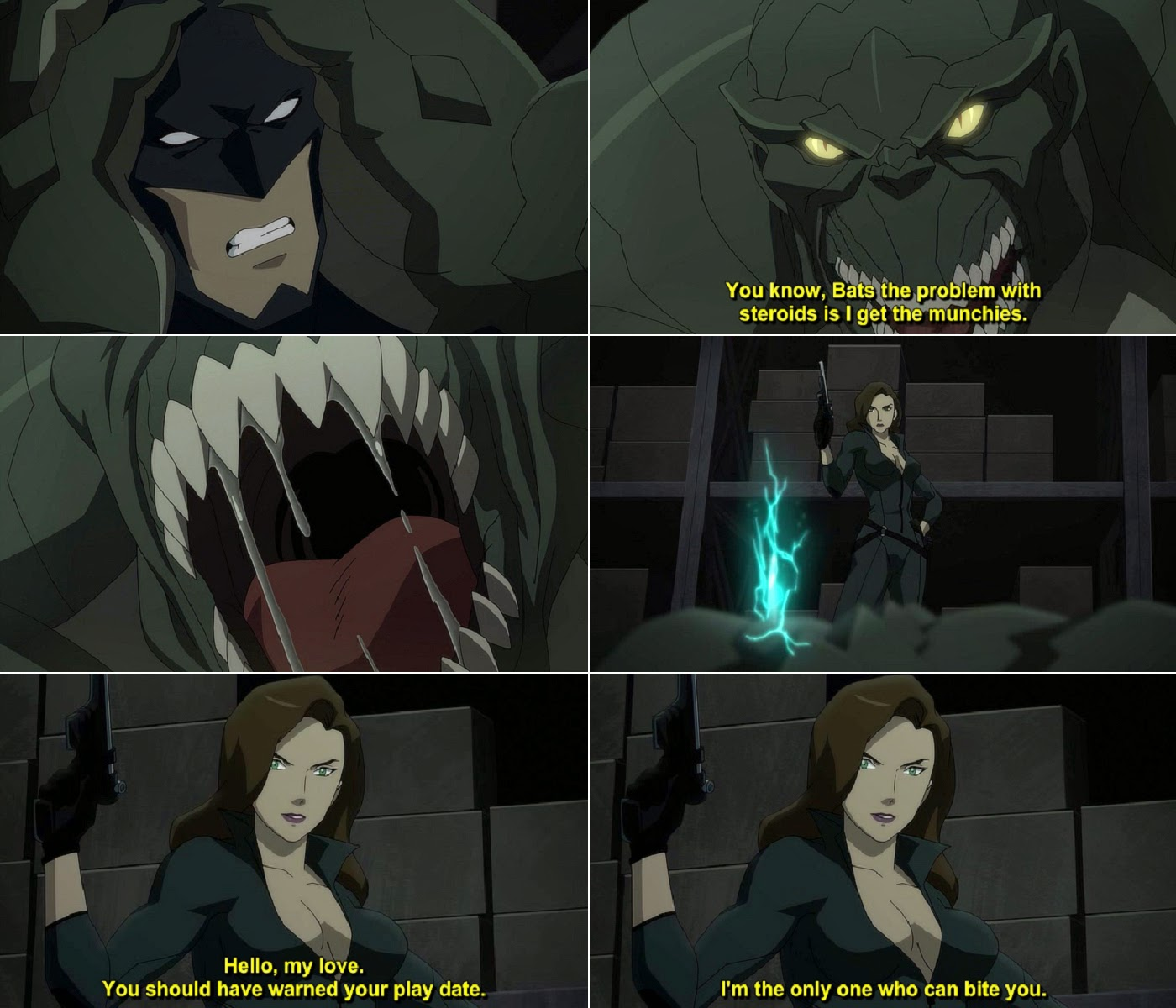 Son of Batman Quotes