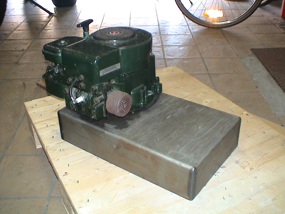 Ac Motor Generator Conversion Ac Motor Kit Picture