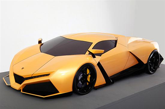 lamborghini cnossus concept design side cars. Black Bedroom Furniture Sets. Home Design Ideas
