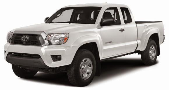 2015 toyota tacoma white