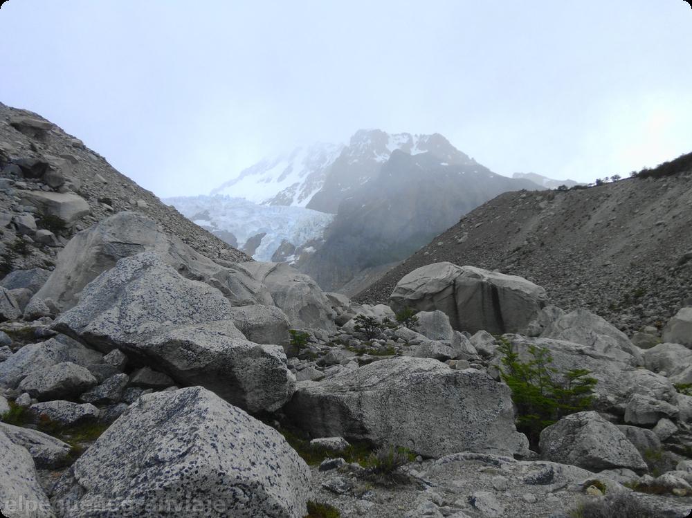 Glaciar Piedras Blancas, El Chaltén