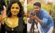 Actress Nithya menon in Surya '24' movie