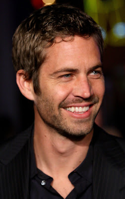 PAUL WALKER BRIAN O'CONNOR FAST AND FURIOUS HAIRSTYLES