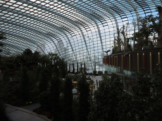 Gardens by the bay dome
